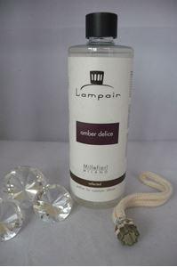 Afbeelding van Navul olie Amber delicious 500 ml