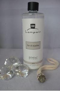 Afbeelding van  Navul olie Fior di muschio 500 ml