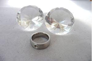 Afbeelding van A kwaliteit stainless steel ring maat 16