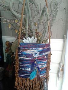 Afbeelding van ibiza tas blauw